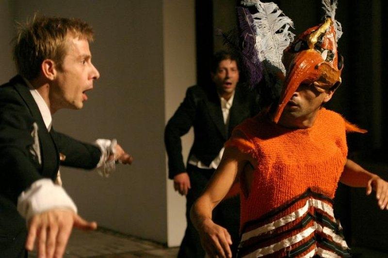 Die Vögel, Wolski Theater 01