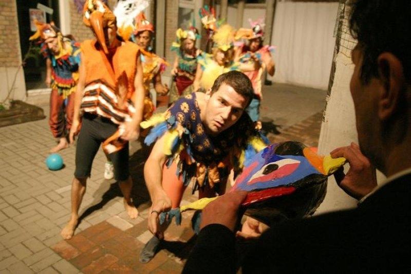 Die Vögel, Wolski Theater 02