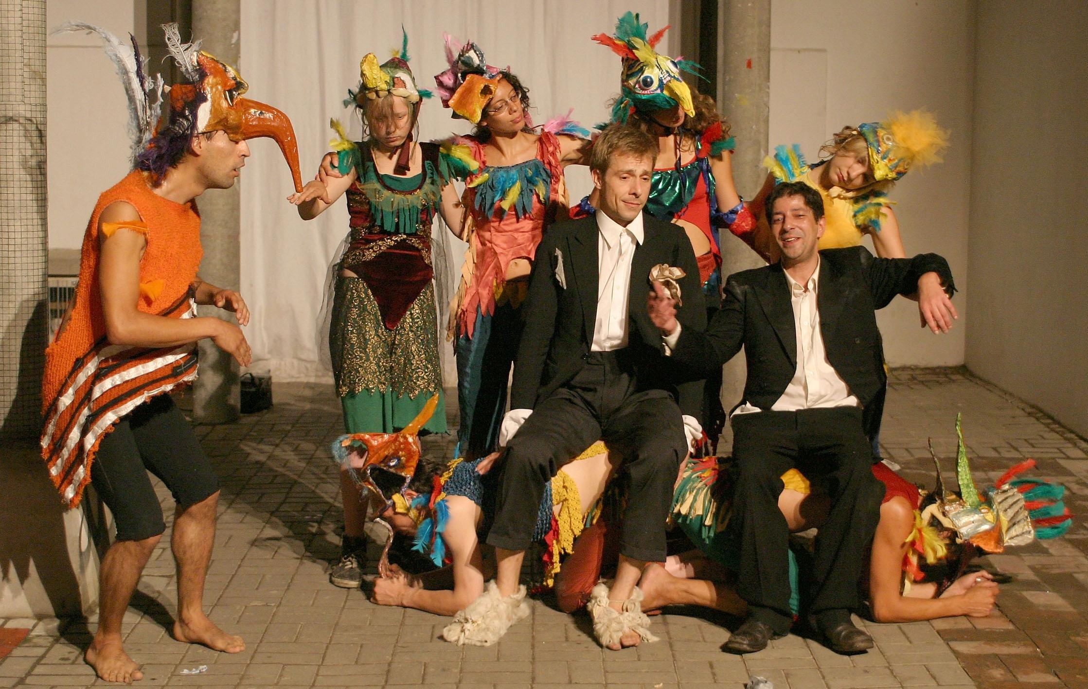 Die Vögel, Wolski Theater 05